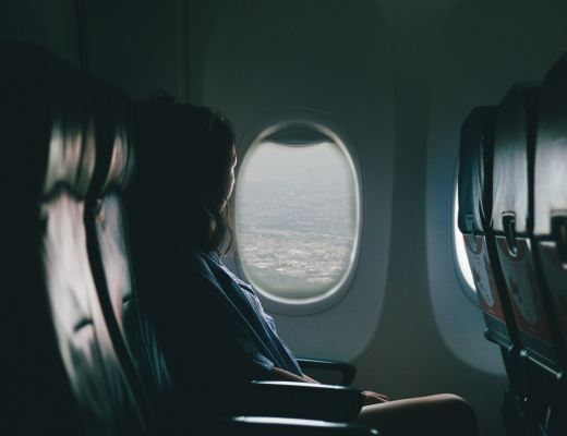 Our Soothing Playlist For Nervous Fliers