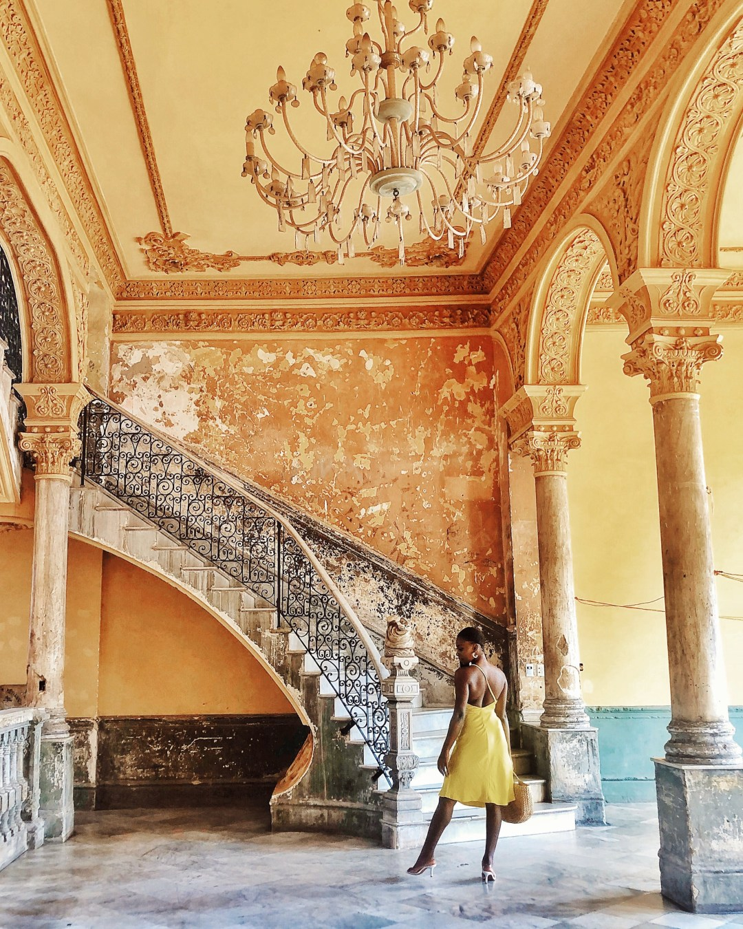 Dame Traveler Jessica Ufuoma Shares Her Story & Biggest Travel Tips