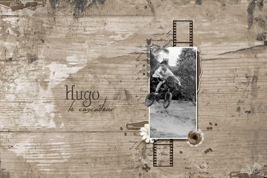Hugo le cascadeur