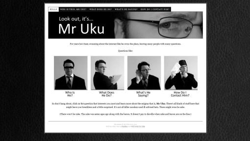 Mr Uku