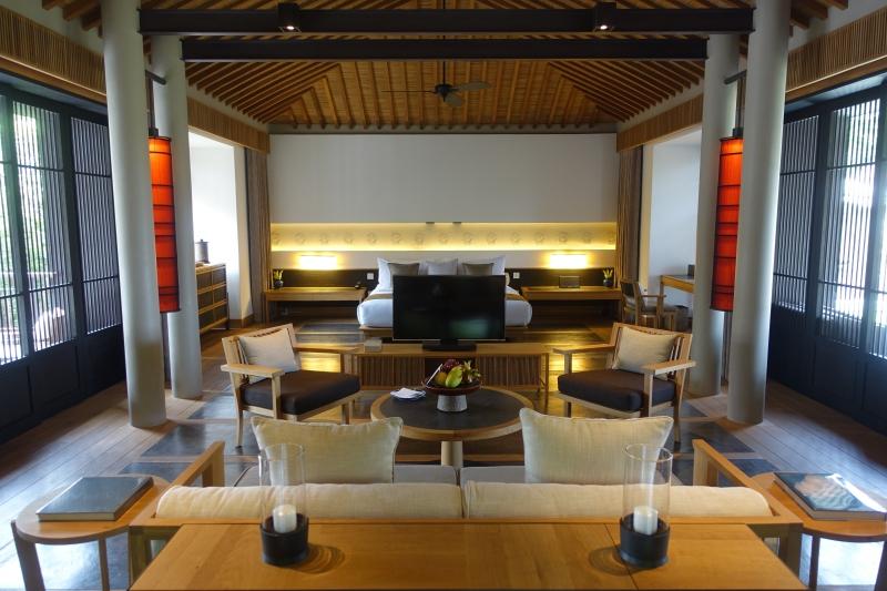 Pool Villa Interior, Amanoi Review