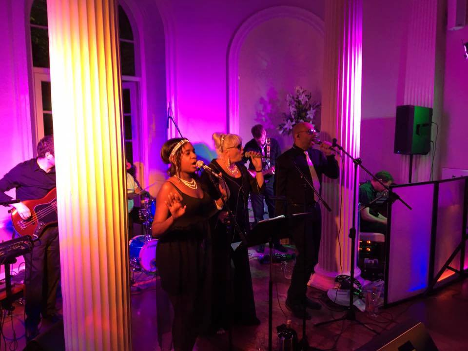 The Disco Prophets at Colwick Hall