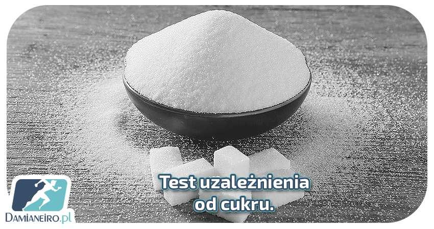test uzależnienia od cukru