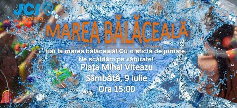 Marea Balaceala Craiova 2016
