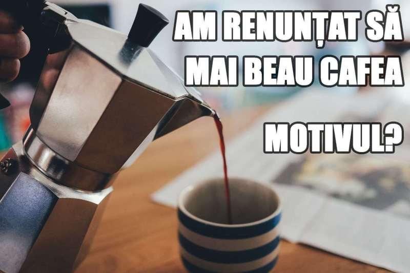 renunta la cofeina pentru a slabi)