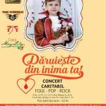 Concert caritabil Mihnea