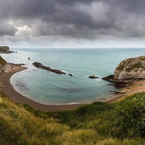 Man Of War Bay Lulworth Estate, Dorset Landscape Photography