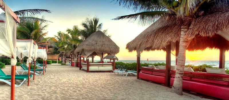 Wallpaper El Dorado Royale Spa Resort by Karisma, Mexico