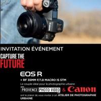 Test - Canon EOS R (versus 5D mk 4)
