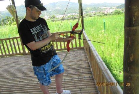 Archery To Win Chicken