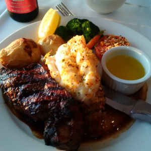 Skylon-Tower-New-York-Strip-Lobster