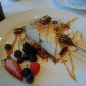 Skylon-Tower-Praline-Cheesecake