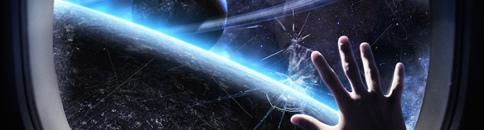 Broken Glass in Space Header