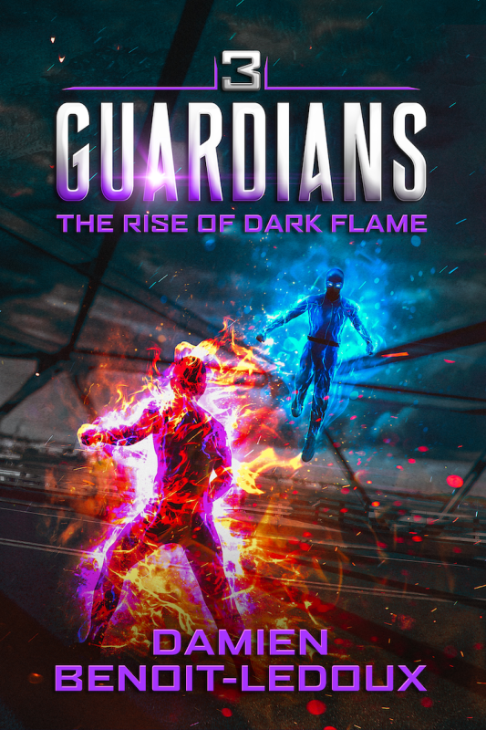 The Rise of Dark Flame