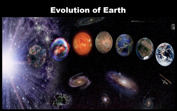 Earth And The Solar System Evolution Lessons Tes Teach