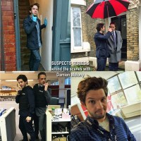 SUSPECTS Series 5: Behind the scenes with Damien Molony