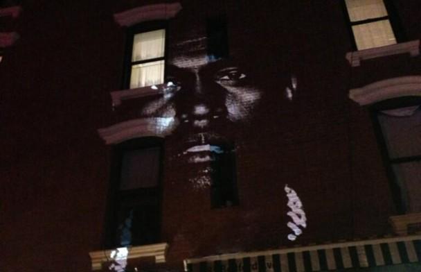 Kanye West Yeezus Guerrilla Marketing