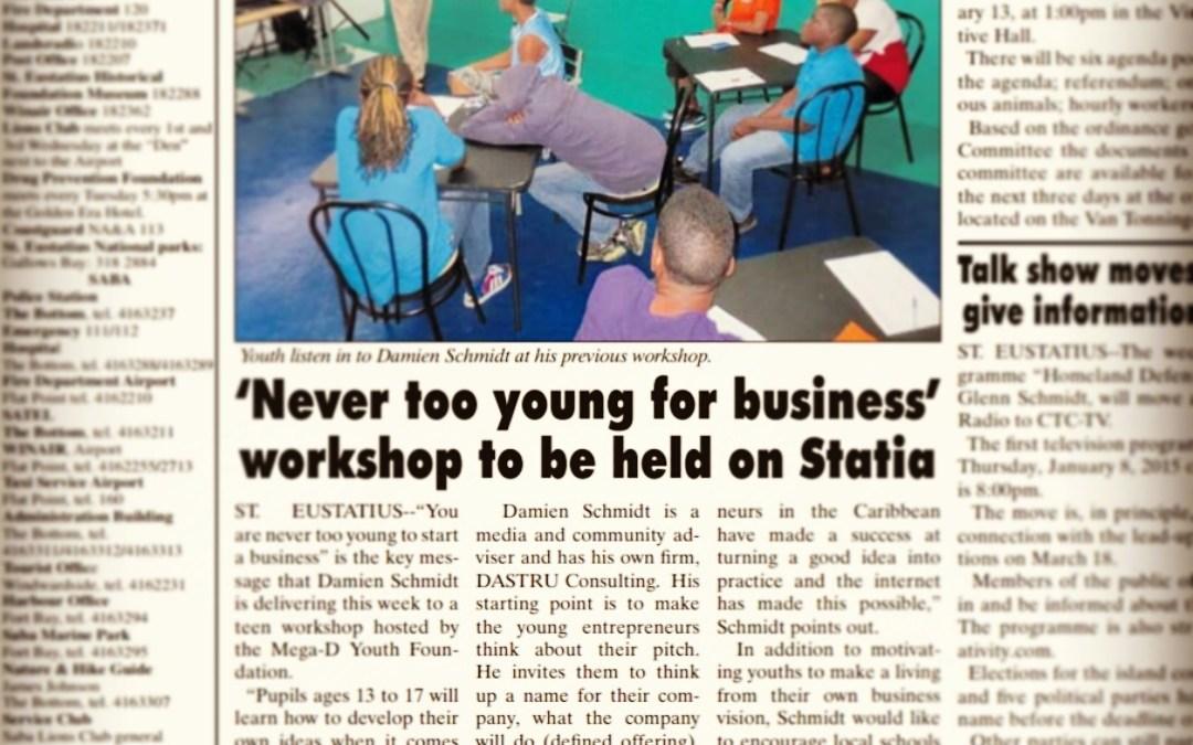 Back from Workation And Entrepreneurs Workshop 2015