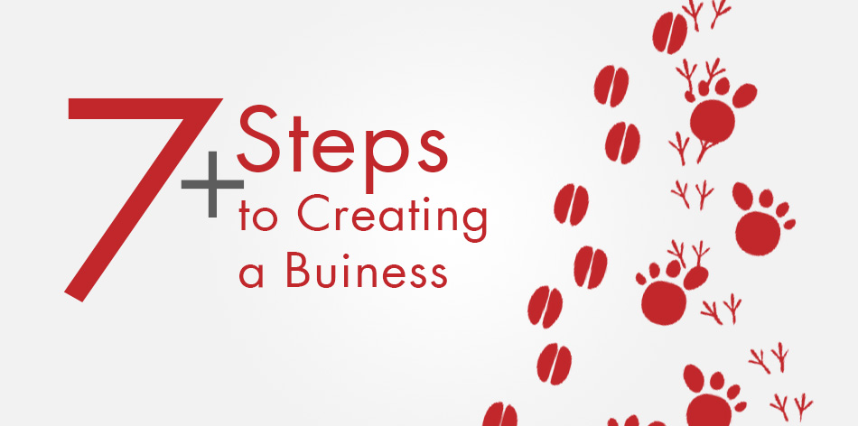 7 Steps in Creating a Business – Plus-Bonus