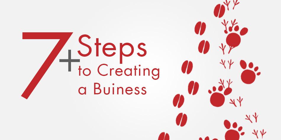 7 Steps in Creating a Business – Plus-Bonus