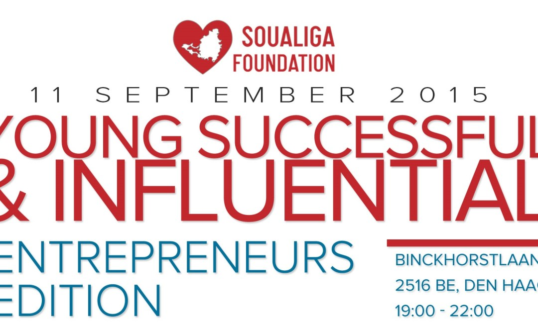 Young Successful and Influential: Entrepreneurs