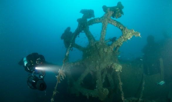 Paddle Steamer Koptuai