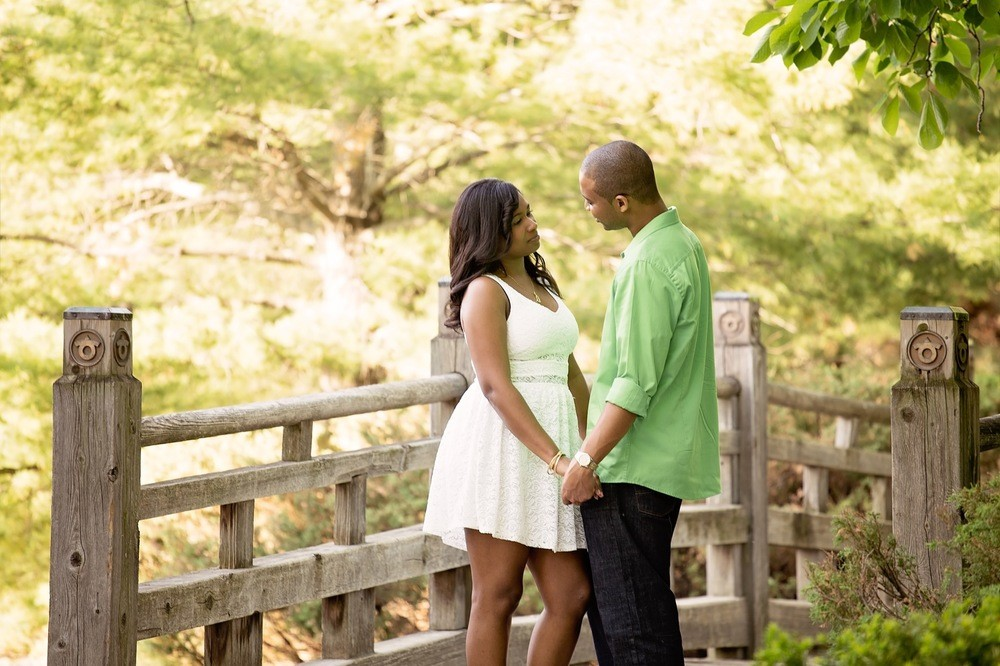 Marvillin and Michael: Kariya Park Mississauga Engagement Photographer