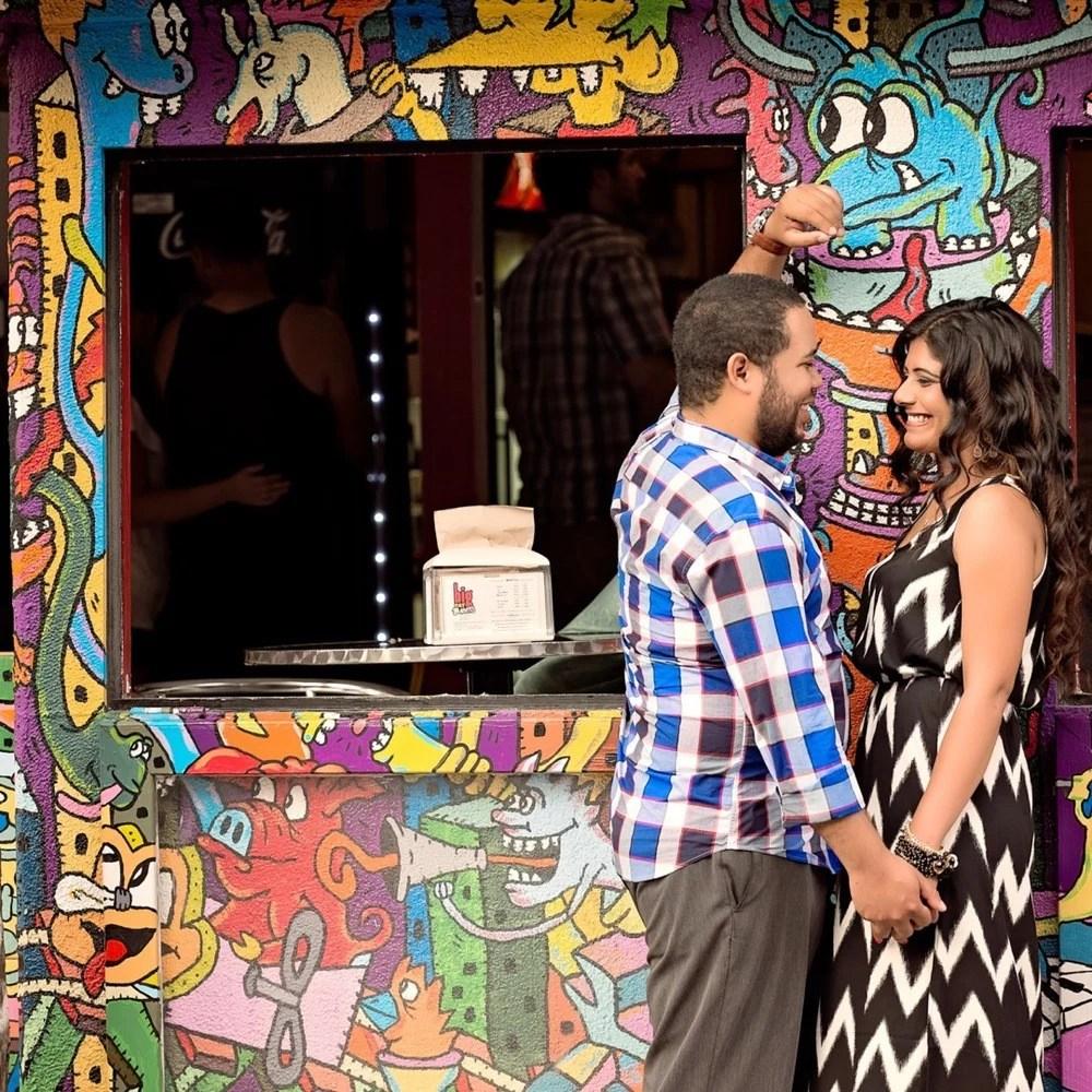 Kensington Market Engagement Toronto
