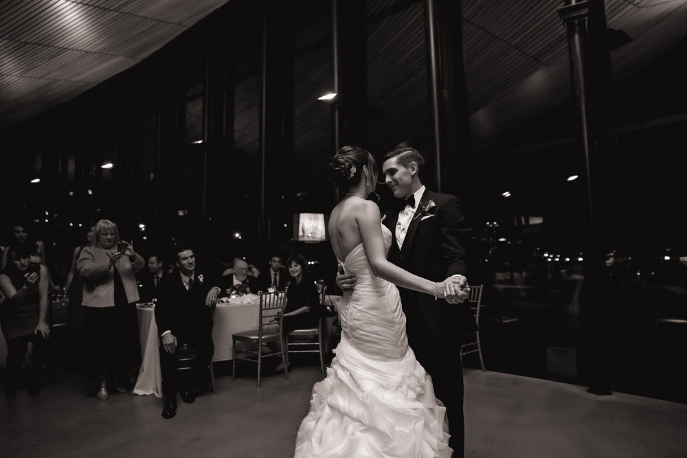 first dance Spencer's at the waterfront Burlington
