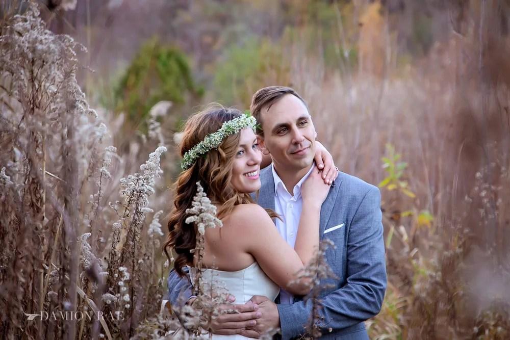 Celina & Michael: Sunset Engagement at Scarborough Bluffs Toronto Engagement Photographer
