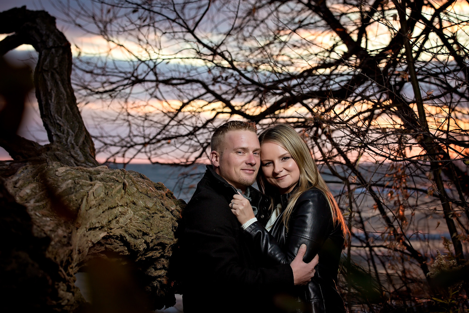 Vanessa & Randy: Rotary Park, Ajax Engagement Photographer