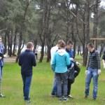 Volonteri i đaci čistili Ćemovsko polje