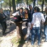 Počelo uređenje šume na Ćemovskom