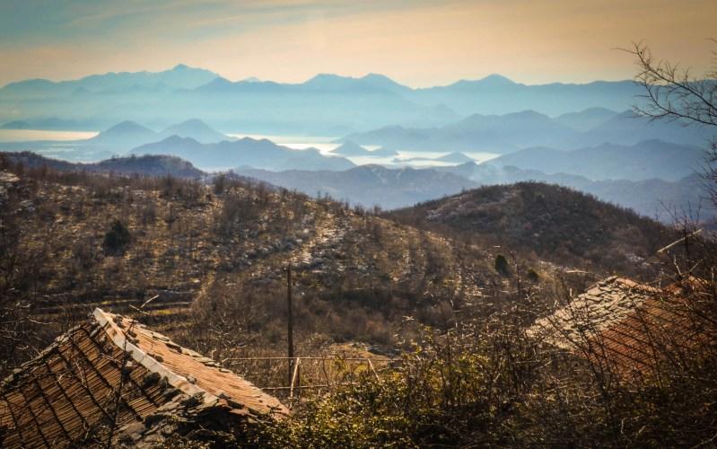 Čiko Budova tura: Velja gora, mjesto odakle se vidi Crna Gora