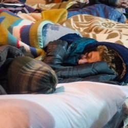 """Protest majki i noć u """"hotelu"""" sa 22.000 zvjezdica: Ovu ljepotu bih ja njima dala"""