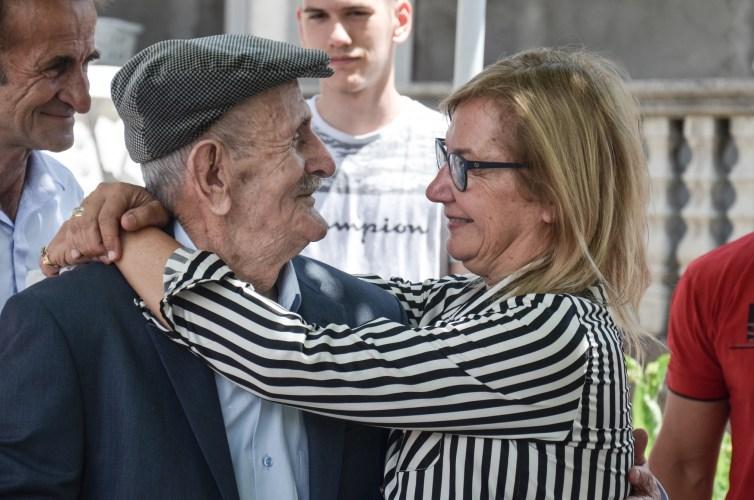 Brata kojeg je u Argentinu ispratio prije 91 godinu nije dočekao, ali je đed Momo upoznao njegovu unuku i u Crnu Goru poziva i druge bratove potomke