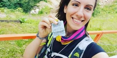 """Vanja Kosović je za godinu od """"ko trči ako ne mora"""" postala trkač sa preko 2.000 istrčanih kilometara"""