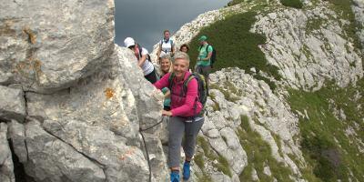 Mali i Veliki međed: Između paralize zbog visine i male pobjede sebe
