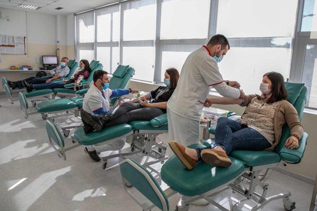 Zavod za transfuziju krvi