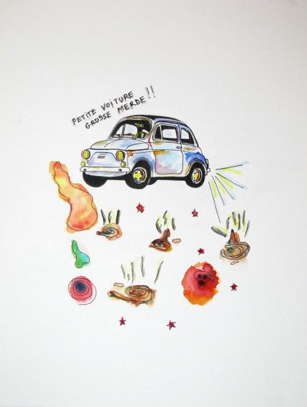 Petite voiture…