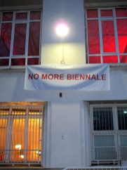 No more biennale 2017