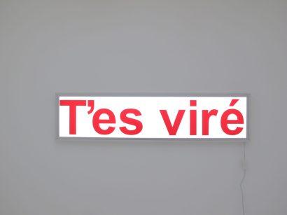 """""""T'es viré"""" 2018"""