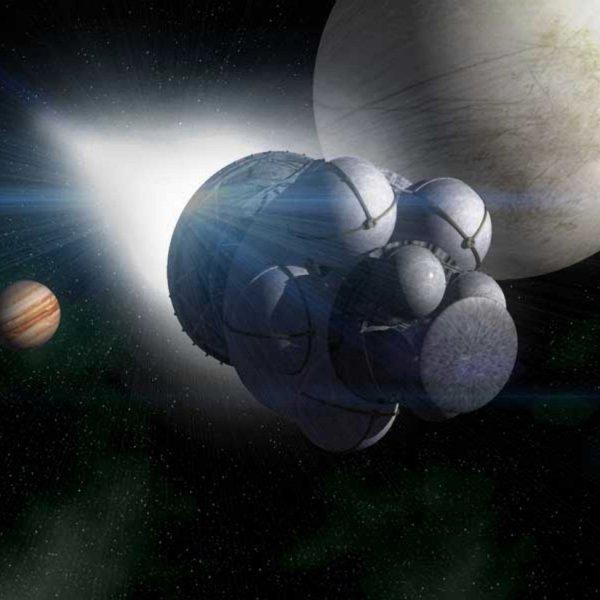 The Daedalus Starship Damn Interesting