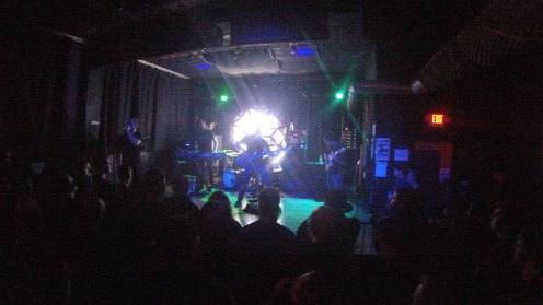 The Contortionist @ Fubar (April 29, 2016)