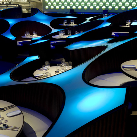 Blue Frog, by Serie Architects