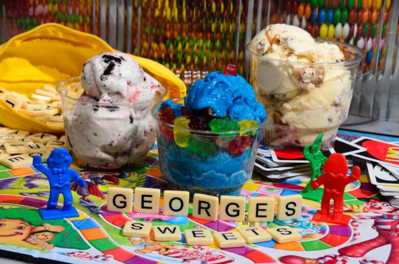George's Ice Cream & Sweets