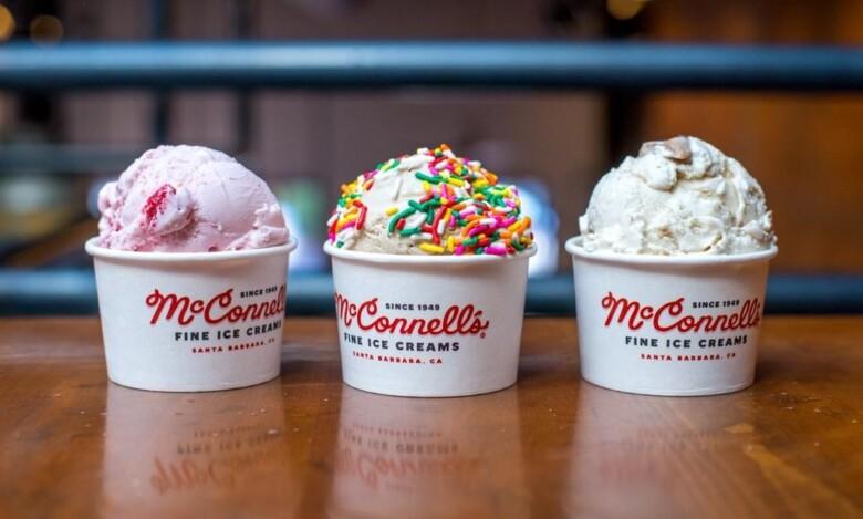 Mcconnell's Fine Ice Cream