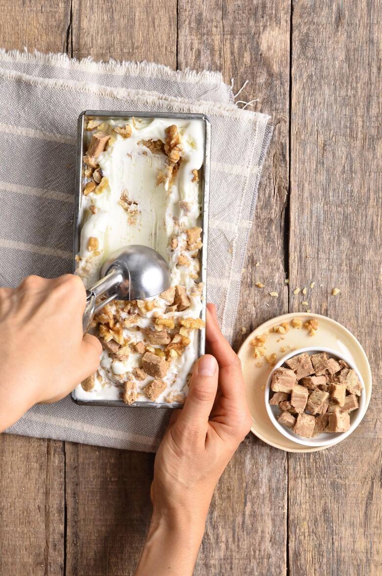 peanut butter ice cream recipe