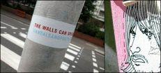 Walls Can Speak, London Visual Diary, Nicci Mechler
