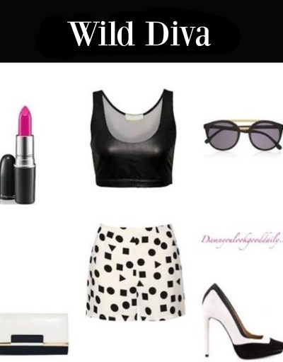 cute-outfit-ideas-polka-dot